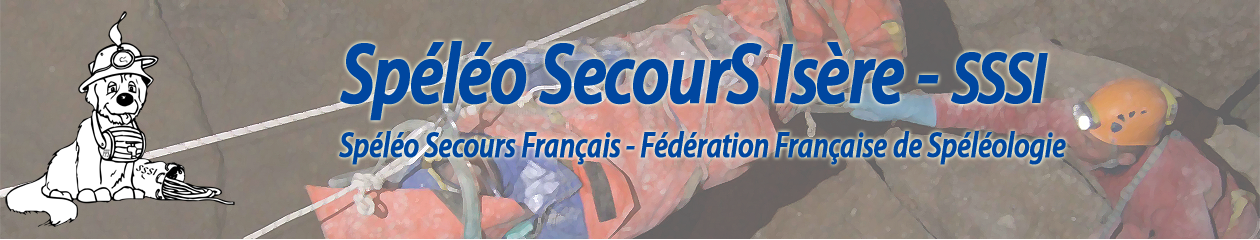 Spéléo SecourS Isère